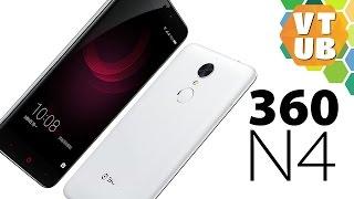 360 N4 - Распаковка Смартфона с ТОП железом