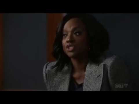 Asher vs Annalise #1 - How to Get Away With Murder