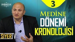 Medine Dönemi Kronolojisi | Mehmet Apaydın (3. Ders)