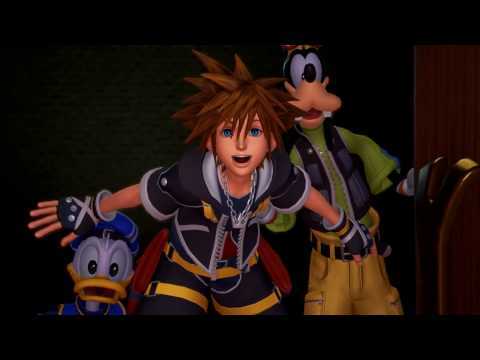 KINGDOM HEARTS HD 2.8 Final Chapter Prologue – Simple And Clean –Ray Of Hope MIX– Trailer