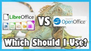 LibreOffice vs Apache OpenOffice - Best Free Office Suite Comparison