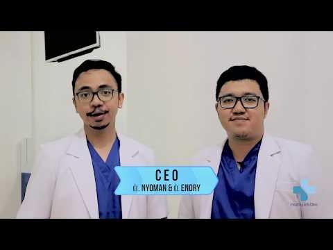 CEO Dan Pelayanan Klinik Healthy Life