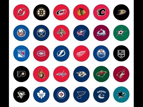 All NHL Goal Horns 2015-16