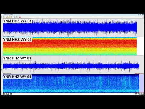 Yellowstone's Steamboat Geyser: Seismic Signature of the Oct. 22 Eruption