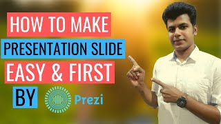 how to use prezi bangla tutorial for beginners in 2019  By LEARN WITH SUMON