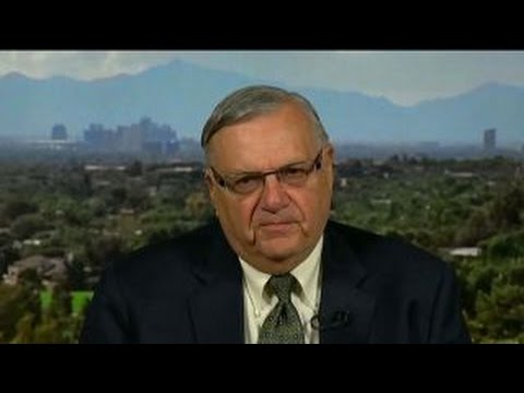 Sherriff Arpaio: There's no proper law enforcement in Chicago