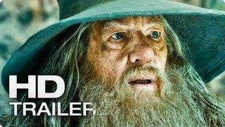 Exklusiv: DER HOBBIT 2: Smaugs Einöde Trailer 3 Deutsch German   2013 [HD]