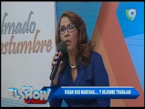"""Abigail Provocó A Ivan Ruiz: """"Con El Movimiento Verde Nada Más Están Ustedes Los Perremeístas"""""""