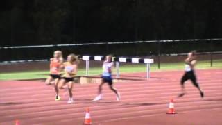 Waas Womens  200m  Ht 2  -  01/11/2013