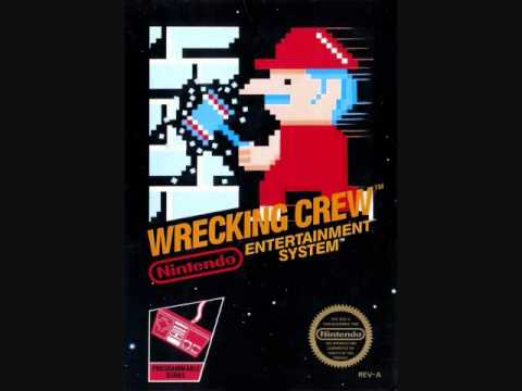Wrecking Crew - Golden Hammer/Power-Up