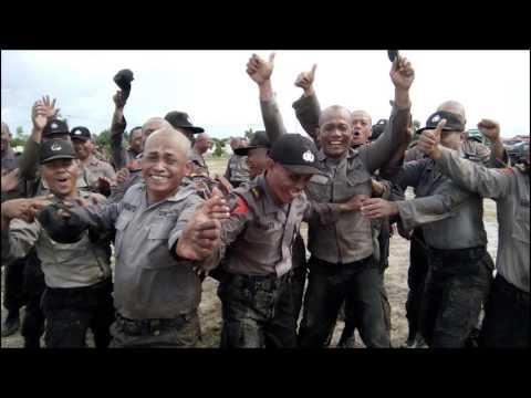 Wira Nulak Sakula PAG 2016 SPN Tjilik Riwut Polda Kalteng