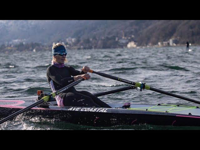 Le Léman en Rose (Rowing 160 kms against breast cancer)