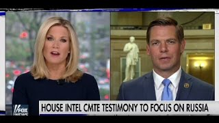 Rep. Swalwell on Fox News discussing Comey testimony and Trump-Russia investigation