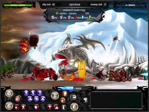 Epic War 2 Walkthrough Guah Hajj Level 16 Boss YouTube