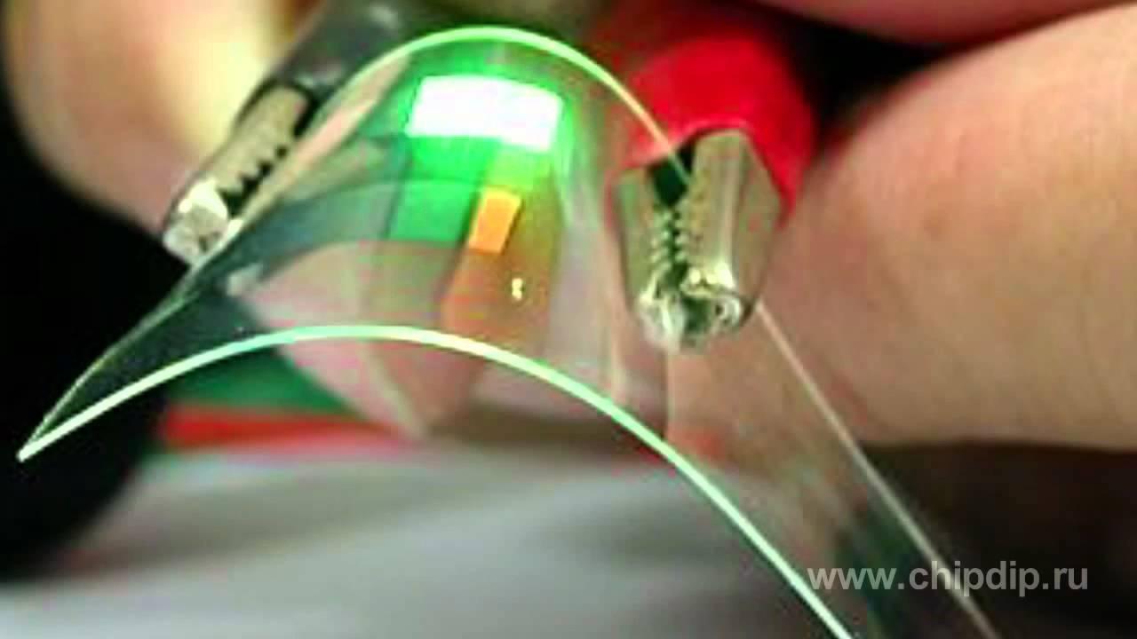 Organic Light Emitting Diodes   YouTube