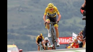Tour De France 2017 Stage 12 Chris Froome Gets Dropped & Aru Takes Yellow