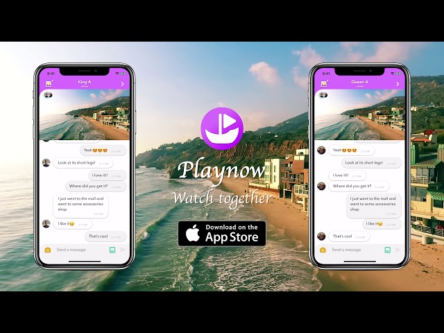 Watch Together On Playnow App Version 2 Youtube
