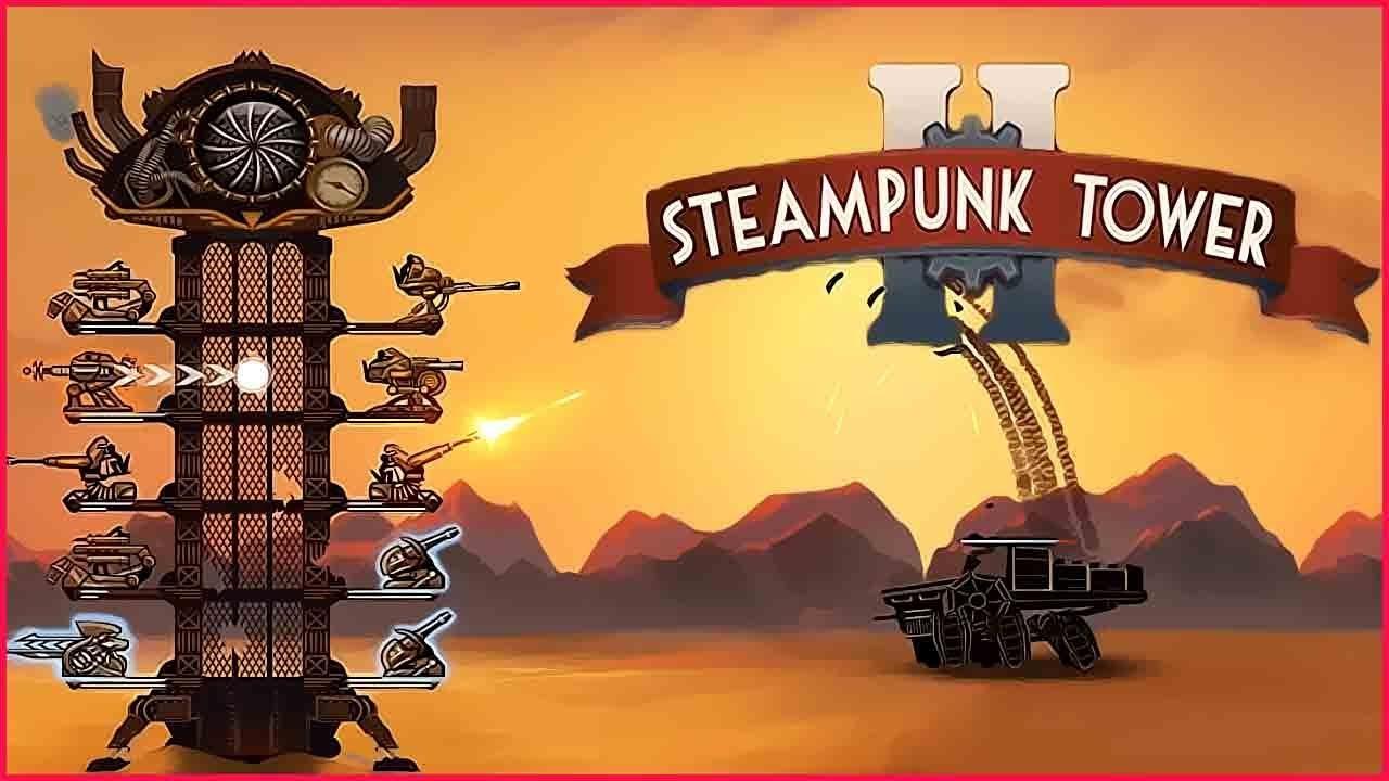 Steampunk tower 2 steam