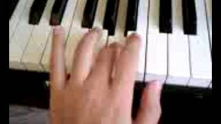 "How to play ""The Bridge is Over"" on Piano"