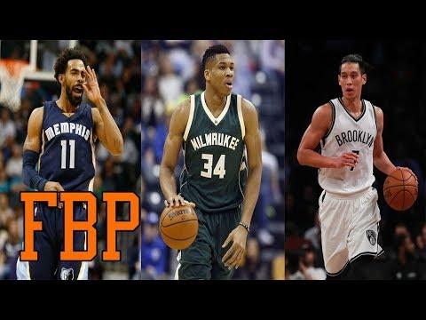 Ranking All NBA Teams Coming Into 2017-18 (21-30)