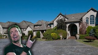 Nickelback Singer Chad Kroeger's Giant 21,000 Square Foot Former Mansion | Rock Feed