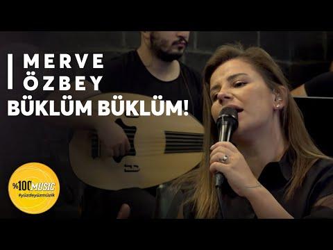 Merve Özbey I Büklüm Büklüm (2 Yıl Aradan Sonra Merhaba YouTube!)