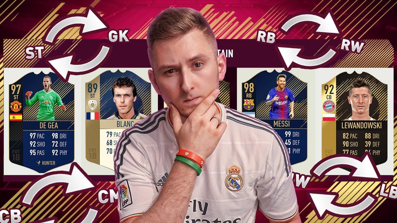 ODWRÓCONY DRAFT – FIFA 18 CHALLENGE [#9]