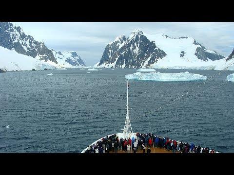 Cruise Antartica MS Zaandam Deel1 4K