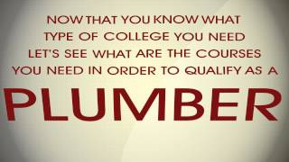 How to Become a Qualified Plumber in the UK? - CSBS College