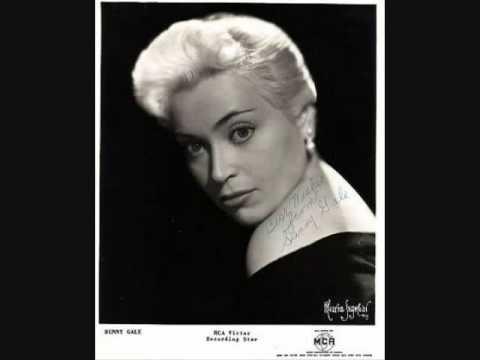 Sunny Gale - C'est La Vie (1955)