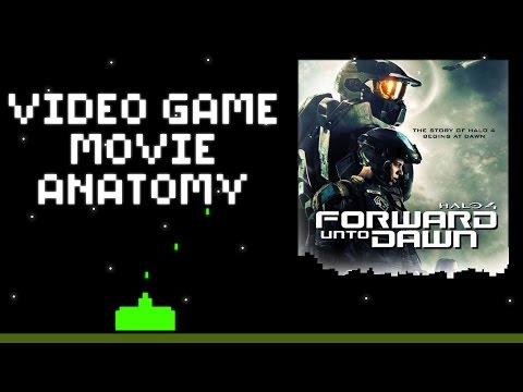 Halo: Forward Unto Dawn Review   Video Game Movie Anatomy