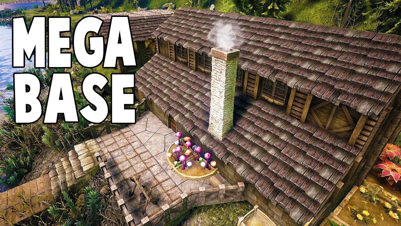 Mega base building best base location dark and light for How to find a home builder