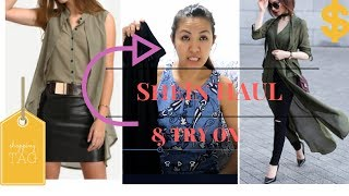 1st SheIn Haul & Try On
