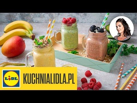 3 Sposoby Na Koktajle Kinga Paruzel Kuchnia Lidla Youtube