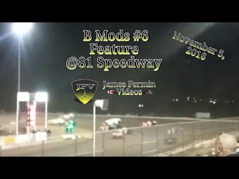 B Mod Feature #2, 81 Speedway