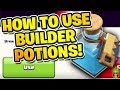 """HOW TO USE BUILDER POTIONS WITH GREAT RESULTS! - How to Clash Ep.9 - """"Clash of Clans"""""""