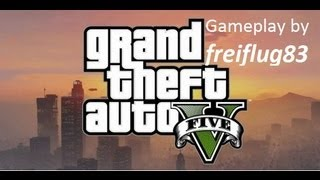Grand Theft Auto 5 - Mission 8 Friend Request (Meet Lester) - Live Commentary