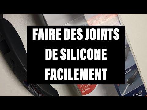 Faire Des Joints De Silicone Facilement Youtube