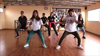 La Diabla  Zumba - Nicky Jam Ft Alex Sensation By Md Twins