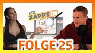 Bundesrätinnen und andere Warriors: Büssi zappt'in - Folge 25!