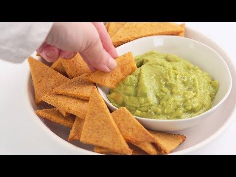 Keto Low Carb Tortilla Chips Recipe (Gluten-Free)