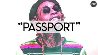 "Wiz Khalifa Type Beat | Ft. Lil Skies | ""Passport"" 