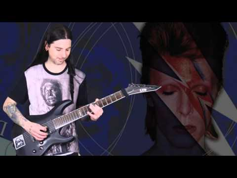 David Bowie - Life On Mars? Meets Metal