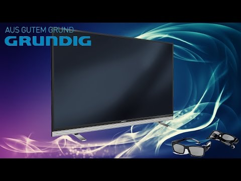 Hardware #02 - Grundig 55 VLX 8582 BP/SP/WP