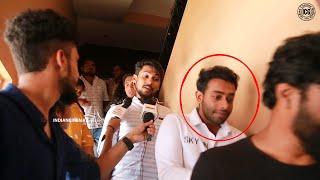 ഉണ്ട കണ്ട അർജുൻ അശോകൻ മീഡിയ കണ്ടപ്പോൾ നൈസായിട്ട് മുങ്ങി | Arjun Ashokan escaping from media response
