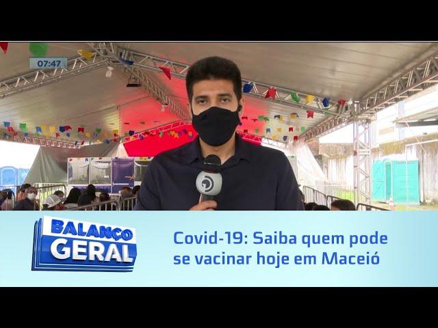 Covid-19: Saiba quem pode se vacinar hoje