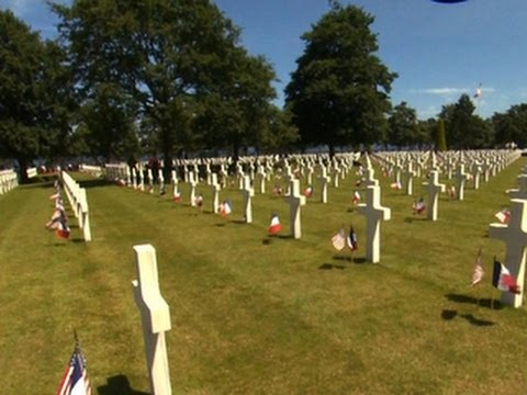 D-Day anniversary: 70 years after Normandy landings