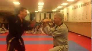 Martial Arts Breaking YouTube Video Warwick NY