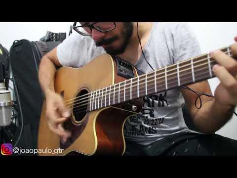 Violão Cover da Música Na Hora de Amar Gusttavo Lima - JP Oira