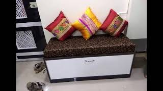 1 BHK Home Interior Design | 1 BHK Flat Low Cost